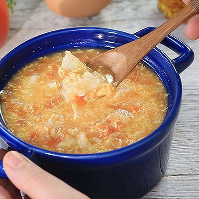 从小吃到大的开胃汤,一学就会,就连婆婆都只要10分钟就能搞定