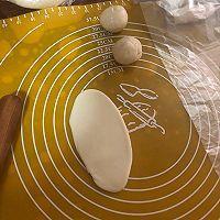 麻薯蛋黄酥的做法图解8