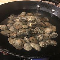 秘制辣炒花蛤的做法图解2
