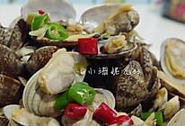 爆炒花蛤的做法