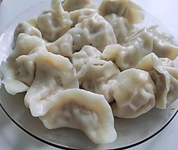手工酸菜馅饺子的做法