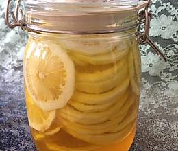 美容养颜排体毒的柠檬蜜的做法