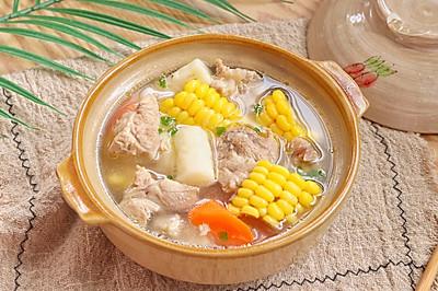 山药玉米猪骨汤