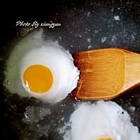 酒酿荷包蛋的做法图解3