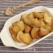 【橄露Gallo经典特级初榨橄榄油试用之二】--橄榄油烤土豆