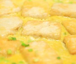 蛋塌豆腐的做法