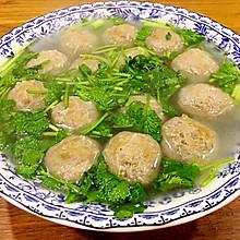 潮汕牛肉丸汤