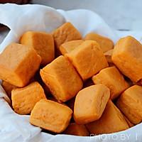 """小宝宝最喜欢的芝士小甜甜面包#享""""美""""味#"""
