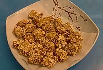 (健康轻食)燕麦鸡米花的做法