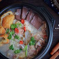 #人人能开小吃店#清炖羊肉汤,汤白味鲜一锅不够喝的做法图解7