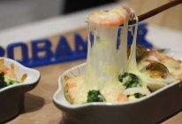 #不思烤 就很好#海鲜焗饭的做法