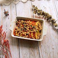 #秋天怎么吃#肉末番茄烤土豆的做法图解10