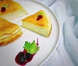 巴斯克酸奶芝士蛋糕#改良后更符合小仙女的气质#的做法