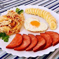 手抓饼开心早餐#初夏搜食#的做法图解8