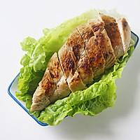 如何打造嫩滑多汁的皇家料理【香煎鸡胸肉】(减脂增肌)的做法图解10