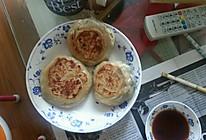 少油梅菜千层饼的做法