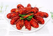 #童年不同样,美食有花样#双椒麻辣小龙虾的做法