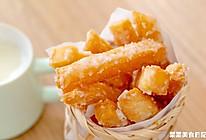 香酥反沙馒头条|脆酥香甜的做法