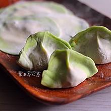 鲜美多汁的白菜水饺