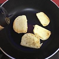 平底锅烤馍片的做法图解4