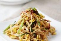 最上瘾的绝味川菜——干煸黄豆芽的做法