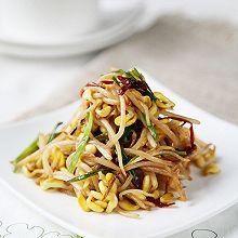 最上瘾的绝味川菜——干煸黄豆芽
