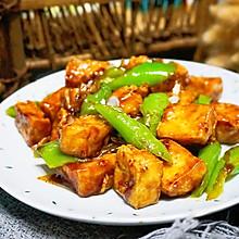 #节后清肠大作战#宫保豆腐