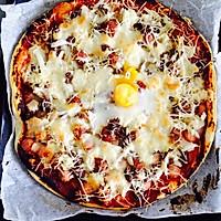 简单做披萨的做法图解10