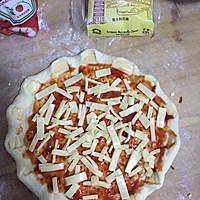 电饼档做披萨的做法图解3