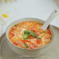 西红柿鸡蛋疙瘩汤的做法图解11