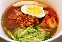 冰爽酸甜的韩国冷面 这么做简单够味儿的做法