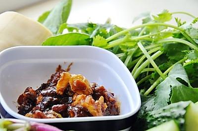 东北人最爱那一口儿蘸酱菜——正宗东北鸡蛋酱