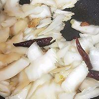减肥也可食用的醋溜白菜的做法图解7