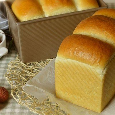 【70%中种北海道吐司】—COUSS 玩家级烤箱7501出品