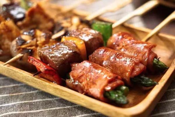 美味日常烤串