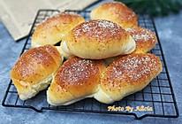 奶酪面包卷(快手一次发酵)的做法