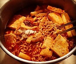 懒人泡菜火锅~巨好吃~的做法