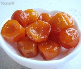 金桔蜜饯的做法