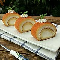 奶油蛋糕卷#豆果5周年#的做法图解11