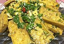 凉拌豆腐干的做法