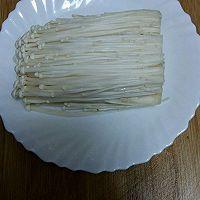 肥牛金针菇卷的做法图解2