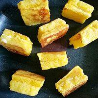 #花10分钟,做一道菜!#好吃到爆的港式西多士的做法图解10