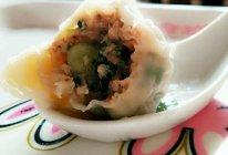 香菇青菜猪肉馄饨的做法