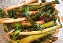 韩式拌韭菜(韭菜泡菜)的做法