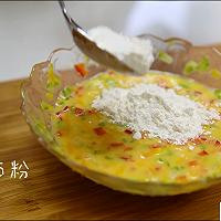 南瓜蔬菜饼  宝宝健康食谱的做法图解6