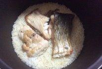 青鱼焖饭的做法