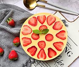 ㊙️免烤箱的芒果酸奶蛋糕‼️#百变水果花样吃#的做法