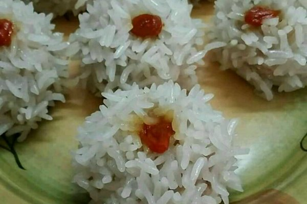 团团圆圆糯米肉丸的做法