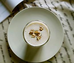 香蕉核桃燕麦奶昔#解决鼠标手#的做法