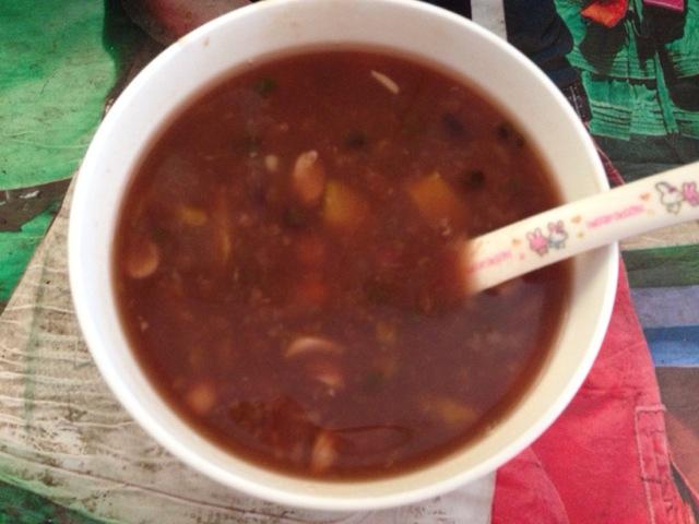红豆绿豆汤的做法步骤